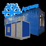 Арктическое исполнение блок-контейнеров